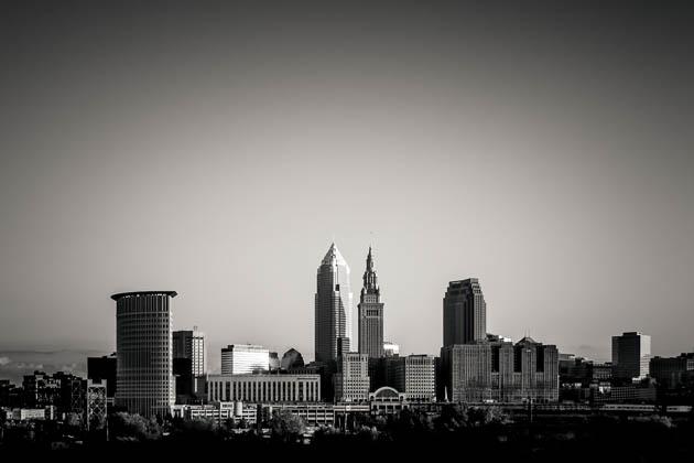Cleveland Sunrise, 2013
