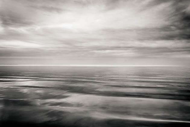 Calm Day, Lake Erie, 2013