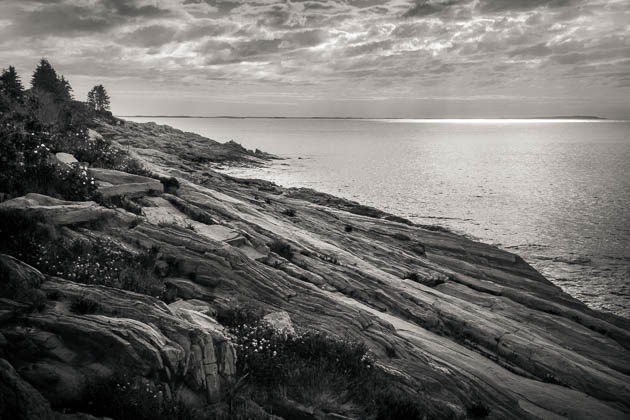View from Pemaquid Point, 2014