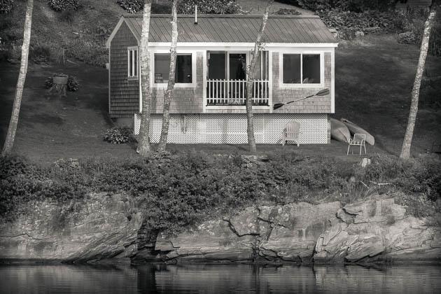 Cottage Near Barrett Park, 2014